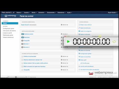 Controla El Tiempo De Vida De Sesión En Joomla 3.1.x Con Session Keeper