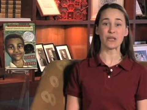 Scholastic Booktalk for Elijah of Buxton - YouTube