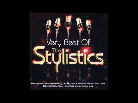 The Stylistics - Funky Weekend