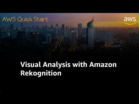 Visual Analysis dengan Amazon Rekognition
