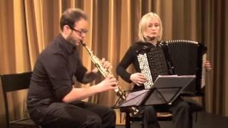 J.S. Bach Sonate sol mineur BWV 1020 III