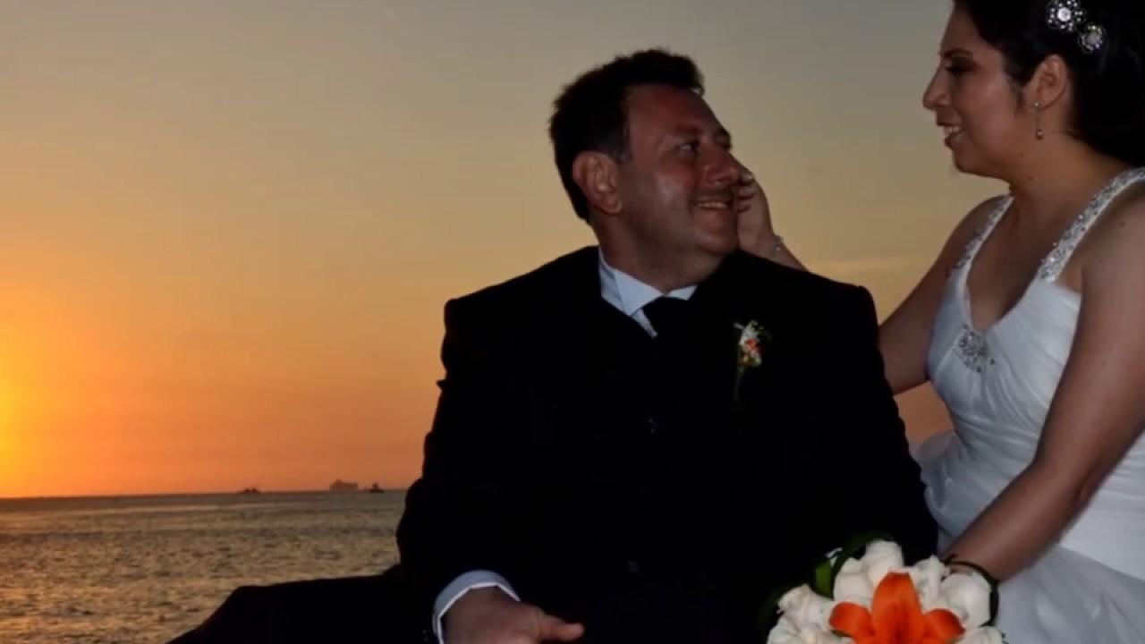 Matrimonio Simbolico En La Playa Peru : Bodas en la playa peru youtube
