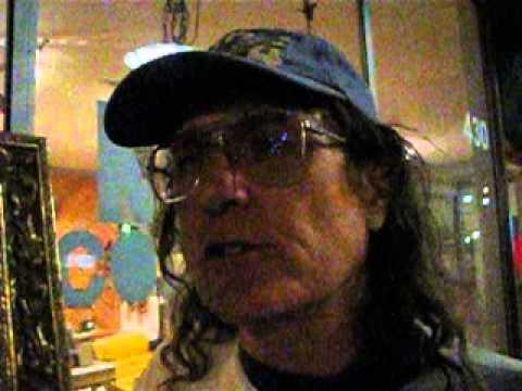 """Soundwalk 2013 Gary Raymond """"Mirror Mirror"""" Interview"""