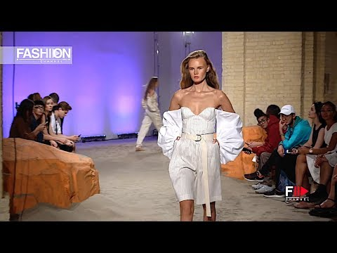 FLOW THE LABEL Spring Summer 2019 Ukrainian FW - Fashion Channel