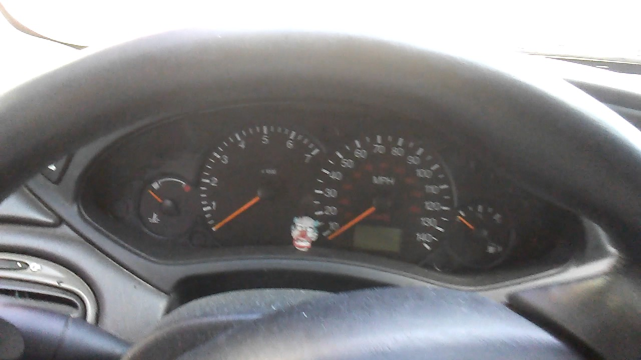 Lights On But No Start Ford Focus 2001 Zx3 Hatchback Youtube Zts I Have A 2003 With New Battery