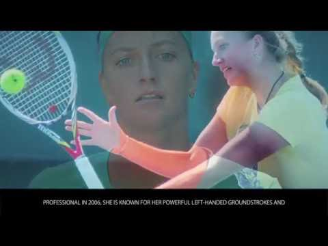 Petra Kvitová - Bios of Women Tennis Stars - Wiki Videos by Kinedio