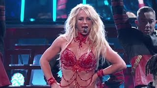 Britney Spears SLAYS 2016 Billboard Music Awards Opening Performance