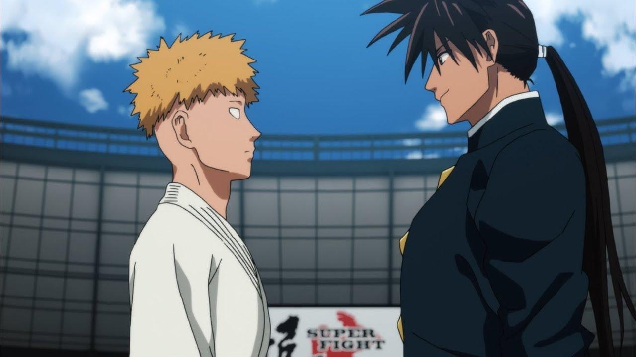 Download Saitama Vs Suiryu | ONE PUNCH MAN 60FPS |Saitama vs Bakuzan Gouketsu One Punch Man Season 2