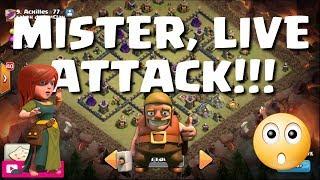 MISTER ATTACKS LIVE #3 - LIVE ATTACK