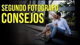 Consejos para trabajar con segundo fotógrafo