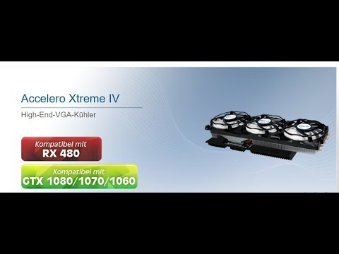 Arctic Accelero Xtreme IV GPU Kühler