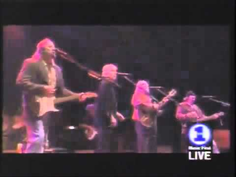 Southern Man -- Crosby, Stills, Nash, & Young (Live in 2000)