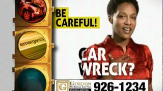 Baton Rouge Trucking Accident & Car Wreck Lawyer - Gordon McKernan - Stoplight