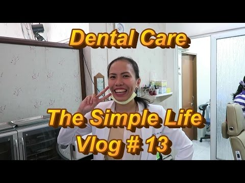 Angeles City Philippines : Dental Care Vlog # 13