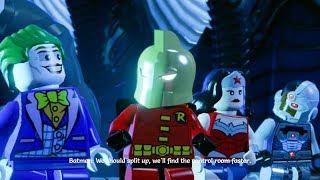 LEGO Batman 3: Beyond Gotham - Brainiac's Ship