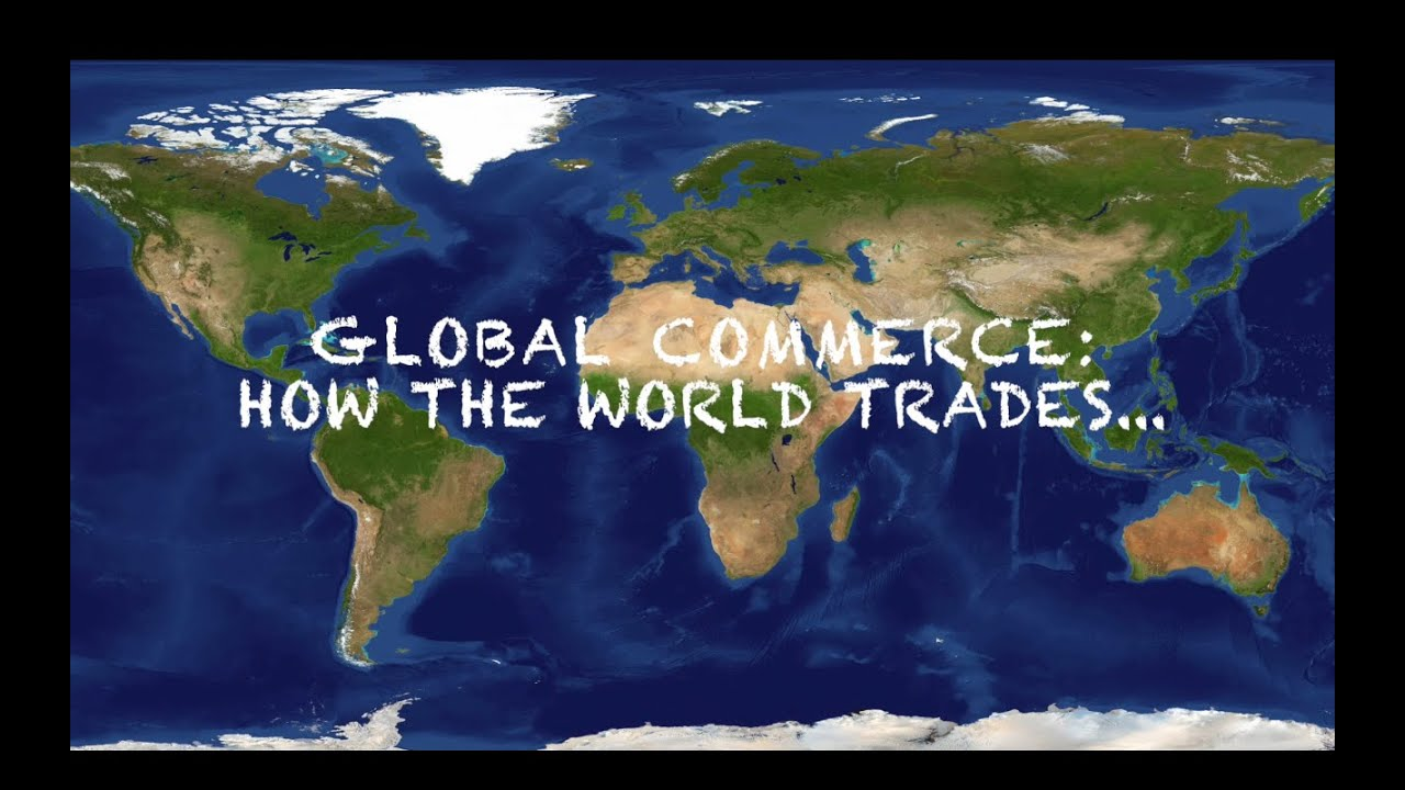 Dirty Global Trade: A must watch for America.!!! - YouTube