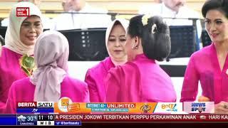 Iriana Jokowi Peringati Hari Kartini di Istana Bogor
