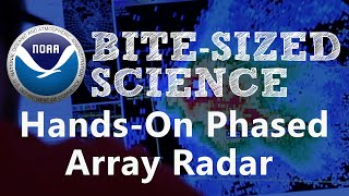 Bite-Sized Science: Hands-On Phased Array Radar