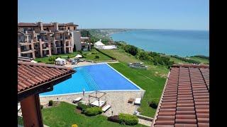 Kaliakria Resort 4 Калиакрия Резорт Болгария Балчик обзор отеля территория
