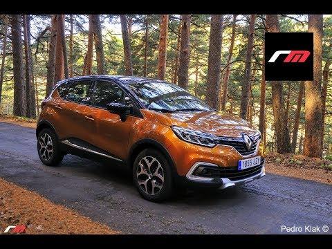 Renault Captur 2017 - Prueba revistadelmotor.es