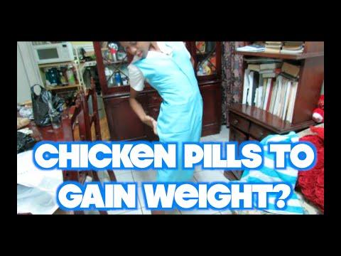 JAMAICA VLOG #70 CHICKEN PILLS TO GAIN WEIGHT?