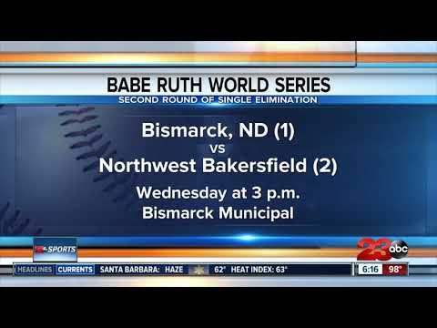 Northwest Bakersfield baseball advances in Babe Ruth World