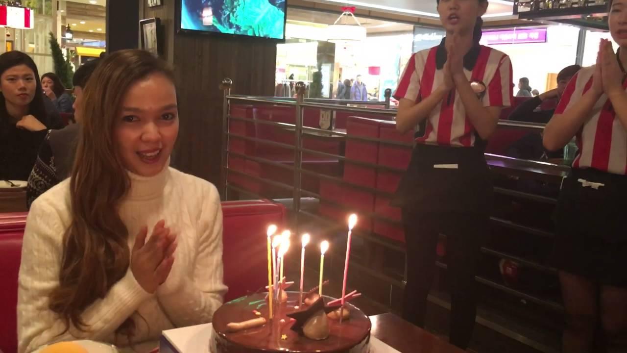 TGIF Crew Sings Happy Birthday To Me