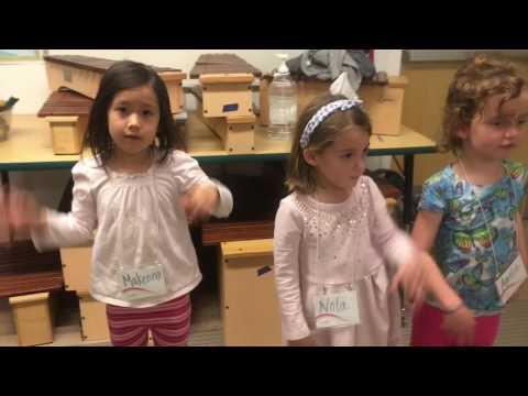 Nagata Dance At The San Francisco Friends School