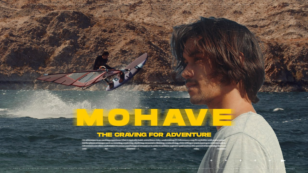 Mohave   The Craving For Adventure   Alex Mertens