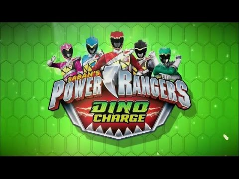 PRLostGalaxy2014 Dino Charge VLOG #1 - Powers From the Past
