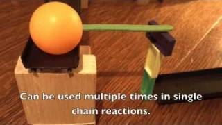 Rube Goldberg Tips and Tricks - Simple Trigger - #2