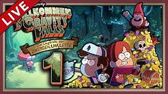 Willkommen in Gravity Falls - Die Legende der Zwergenjuwulette [GER]