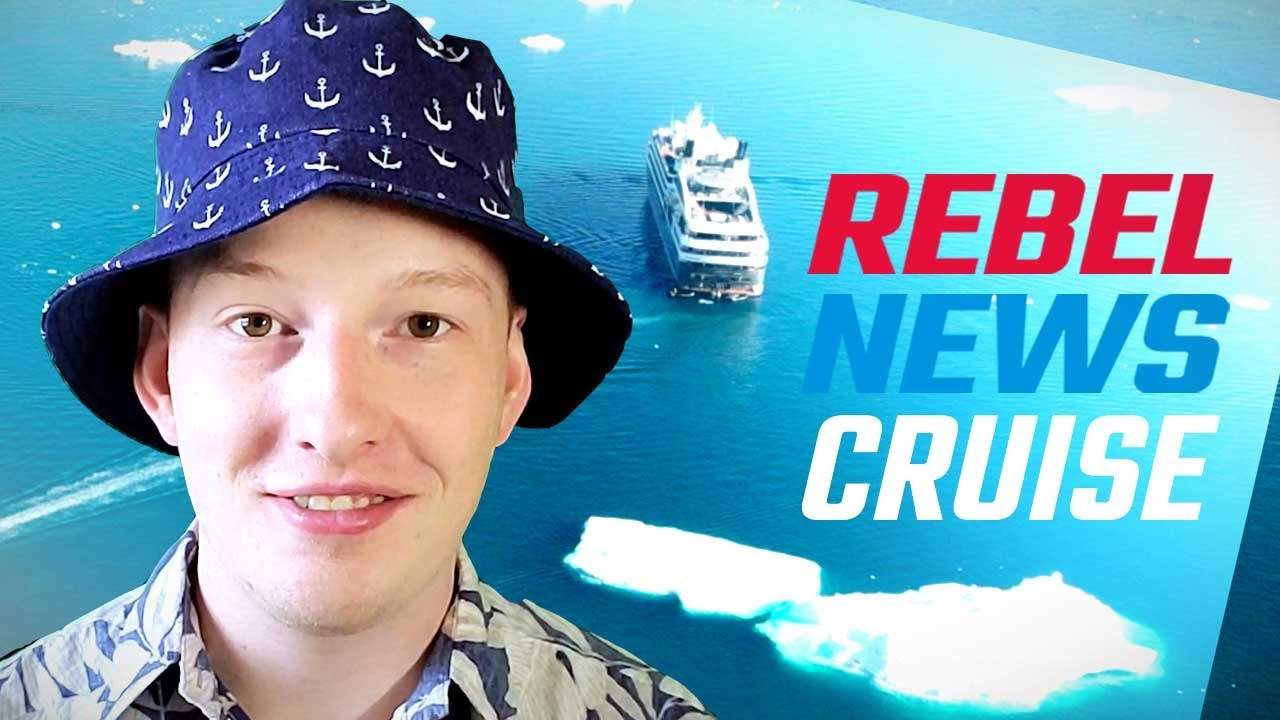 Rebel News Cruise July 2020: Everything you need to know! | Keean Bexte