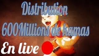 [REDIFF] 100.000.000 Millions de kamas distribué ! Ep1