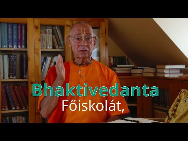 Bhaktivedanta Főiskola | Sivarama Swami