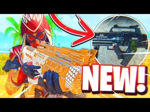 the NEW 1.25 UPDATE in BLACK OPS 4.. 😍 (NEW DLC WEAPONS)