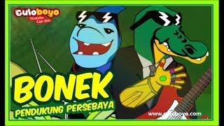 BONEK PENDUKUNG PERSEBAYA SUROBOYO feat Bung Jebret | Lagu Culoboyo