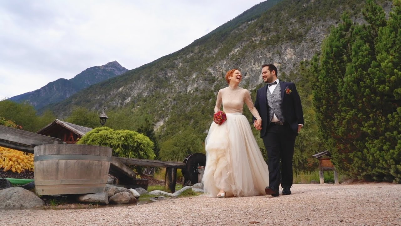 Inspiration Fur Eine Winterhochzeit In Den Bergen Kala Alm Hochzeit