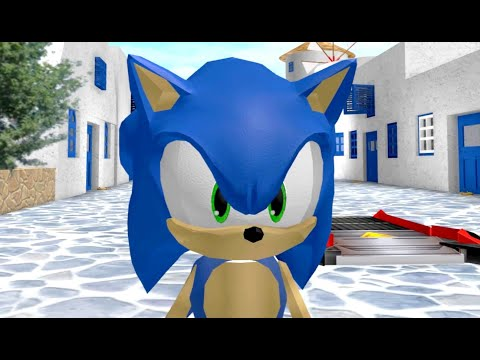 Sonic Unleashed Recreation Sonic Roblox Fangame Sonic Roleplay Sonic Roblox Fangame Youtube