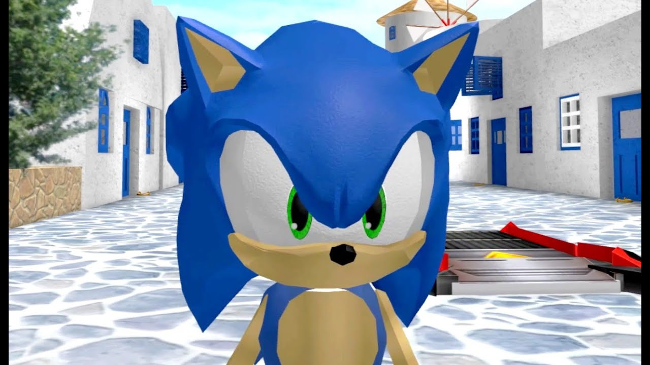 Sonic Unleashed  (Sonic Roblox Fangame)