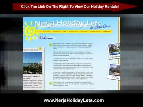 Nerja villas for rent, Nerja holiday villas for rent, Accommodation Nerja