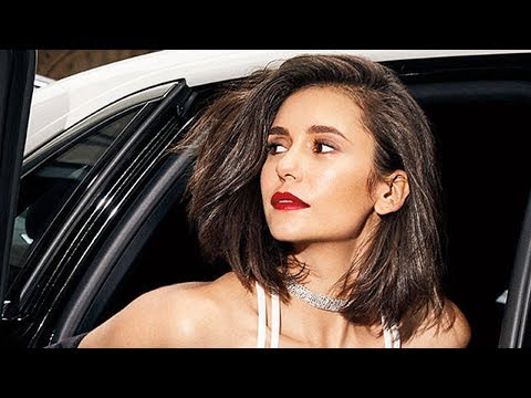 Nina Dobrev Spills WHY She Left The Vampire Diaries