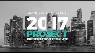 [7.46 MB] 2017 Project Presentation Template