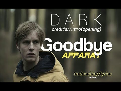 Apparat ft Soap&Skin ; Goodbye ✧ subtitulada//lyrics.