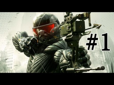 crysis 1 gameplay pc max settings 1080p monitor