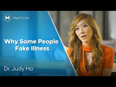 The Psychology of Faking an Illness [Munchausen Syndrome]