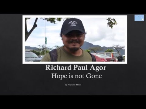 Missing Person: Richard Paul Agor