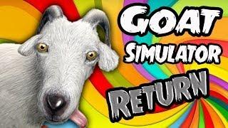 Он Вернулся - Goat Simulator - №4