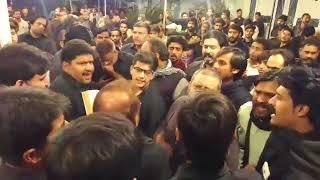 Zawar Markazi Matmi Dasta. Rawalpindi. (Salar Zawar Malik Asad Abbas)