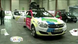 Google Street View en Lima Free HD Video